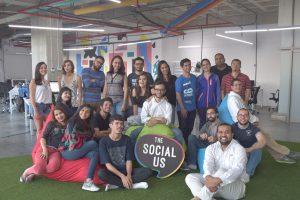 Grupo original The Social US