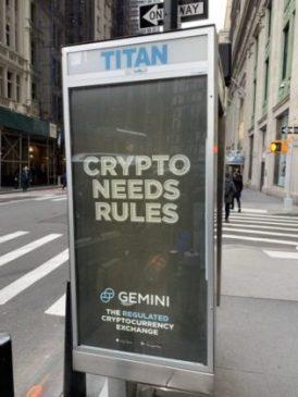 gemini bitcoinist