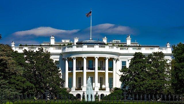 Casa Blanca EE UU