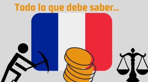 Todo sobre Bitcoin en Francia