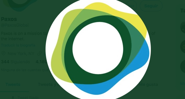 Logotipo de Paxos