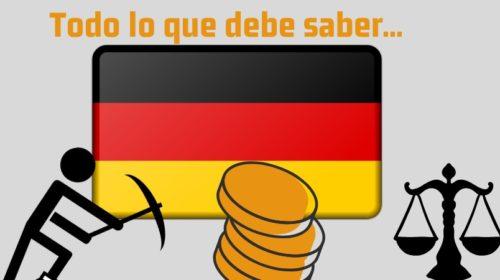 bitcoin Alemania