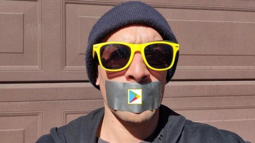 Desarrollador Censurado Por Google Play