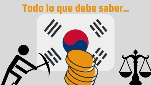 Bitcoin Corea del Sur