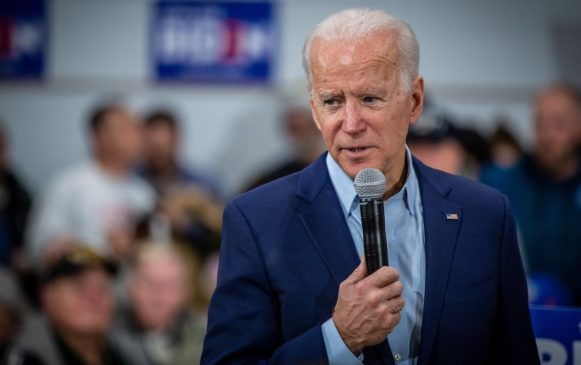 Joe Biden campaña