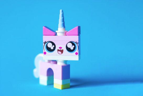 Uniswap, cuyo símbolo es un unicornio