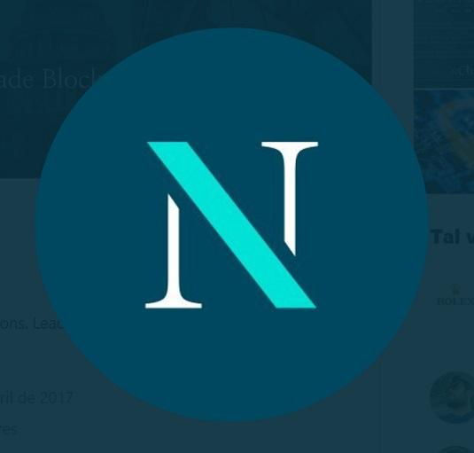 Logo nChain Twitter