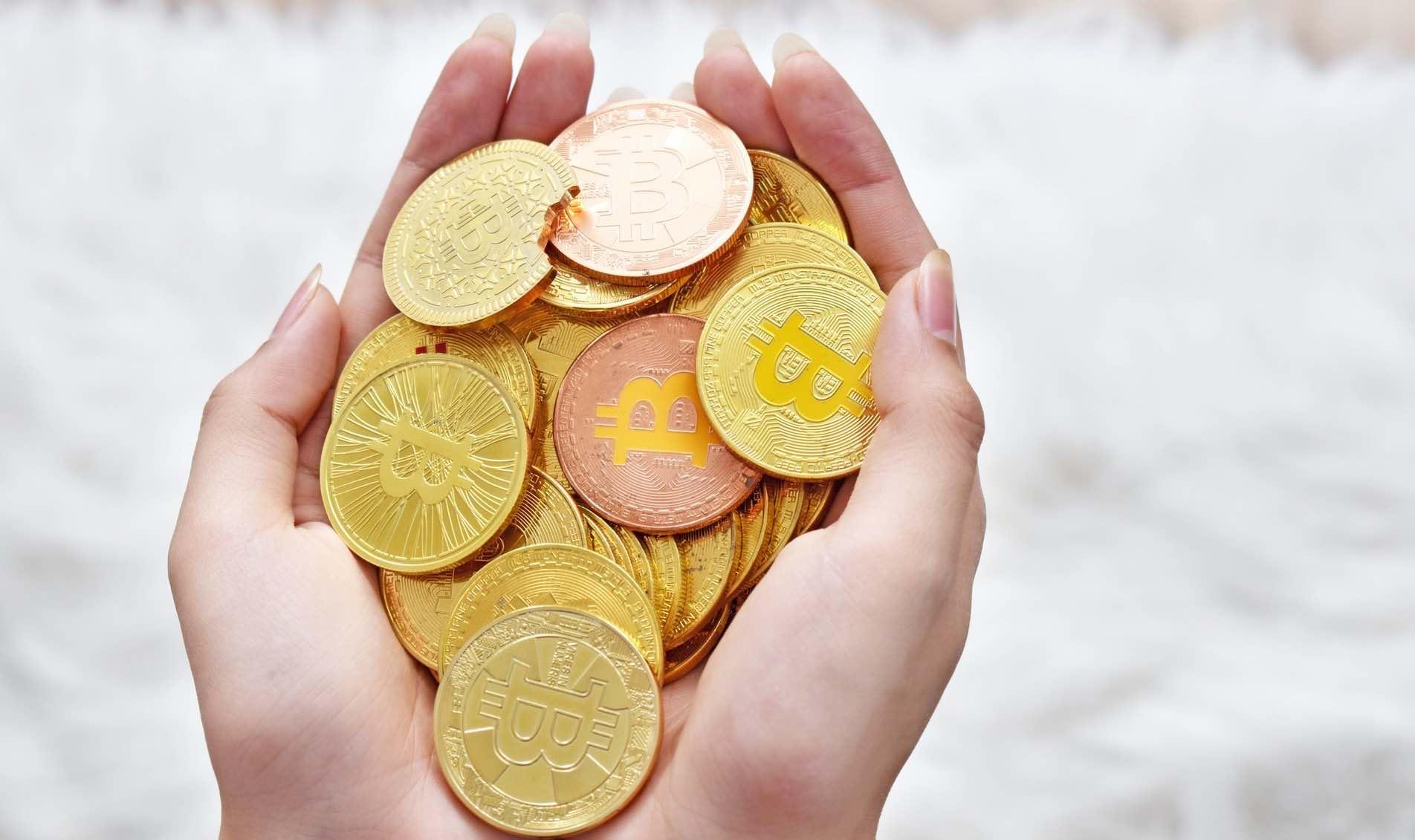 bitcoin - unsplash