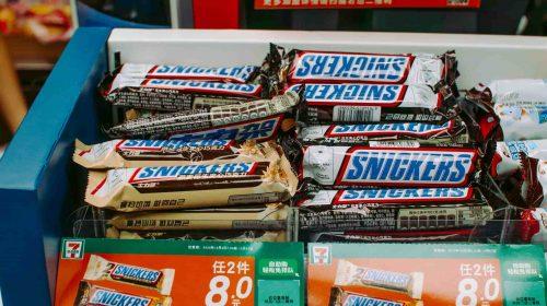 Snickers Unsplash