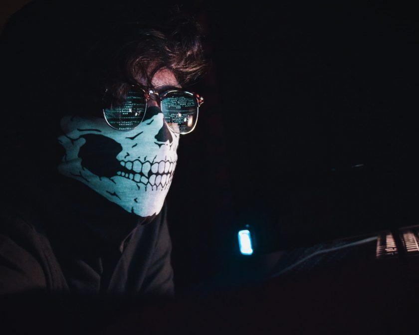 hacker Unsplash