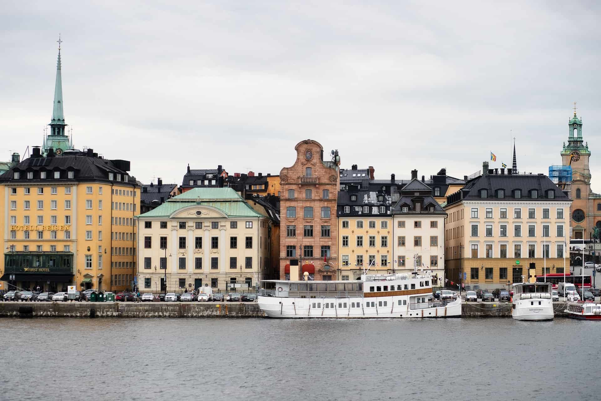 Suecia Unsplash