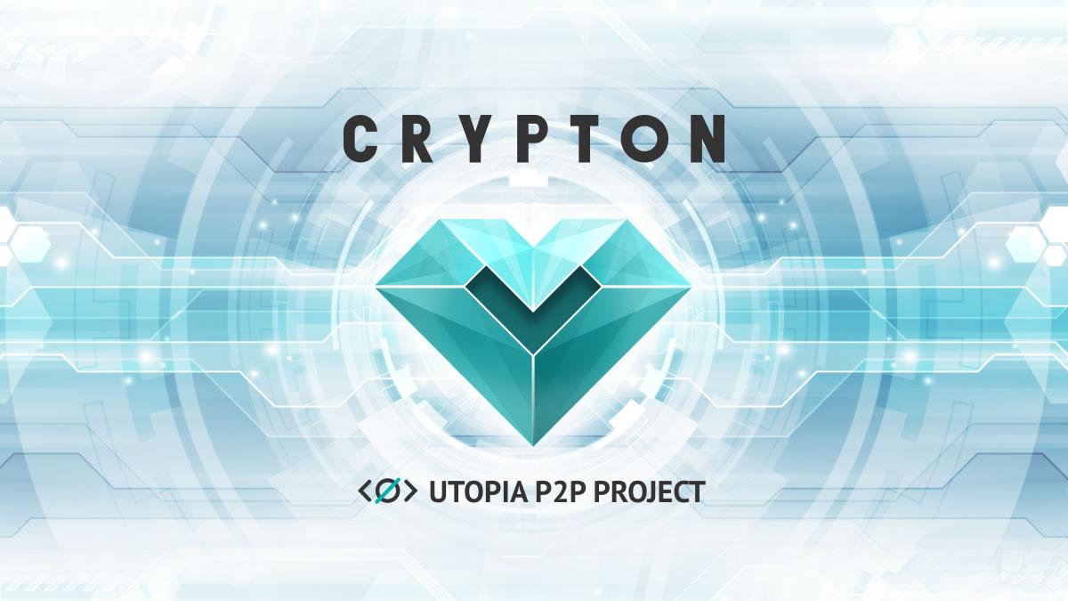 Crypton de Utopía P2P: combinación de privacidad y recompensas de Staking en una sola criptomoneda