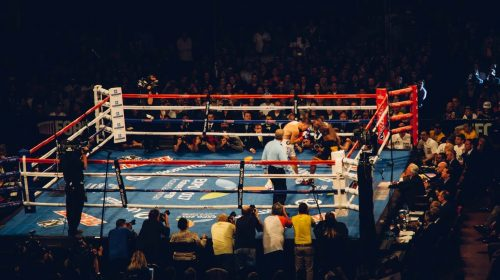 Mayweather boxeo NFT