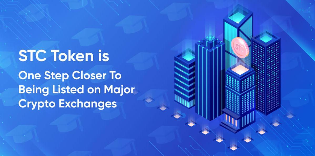 El token STC está activo, y más de 10 exchanges lo empiezan a listar