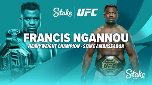 Francis Ngannou