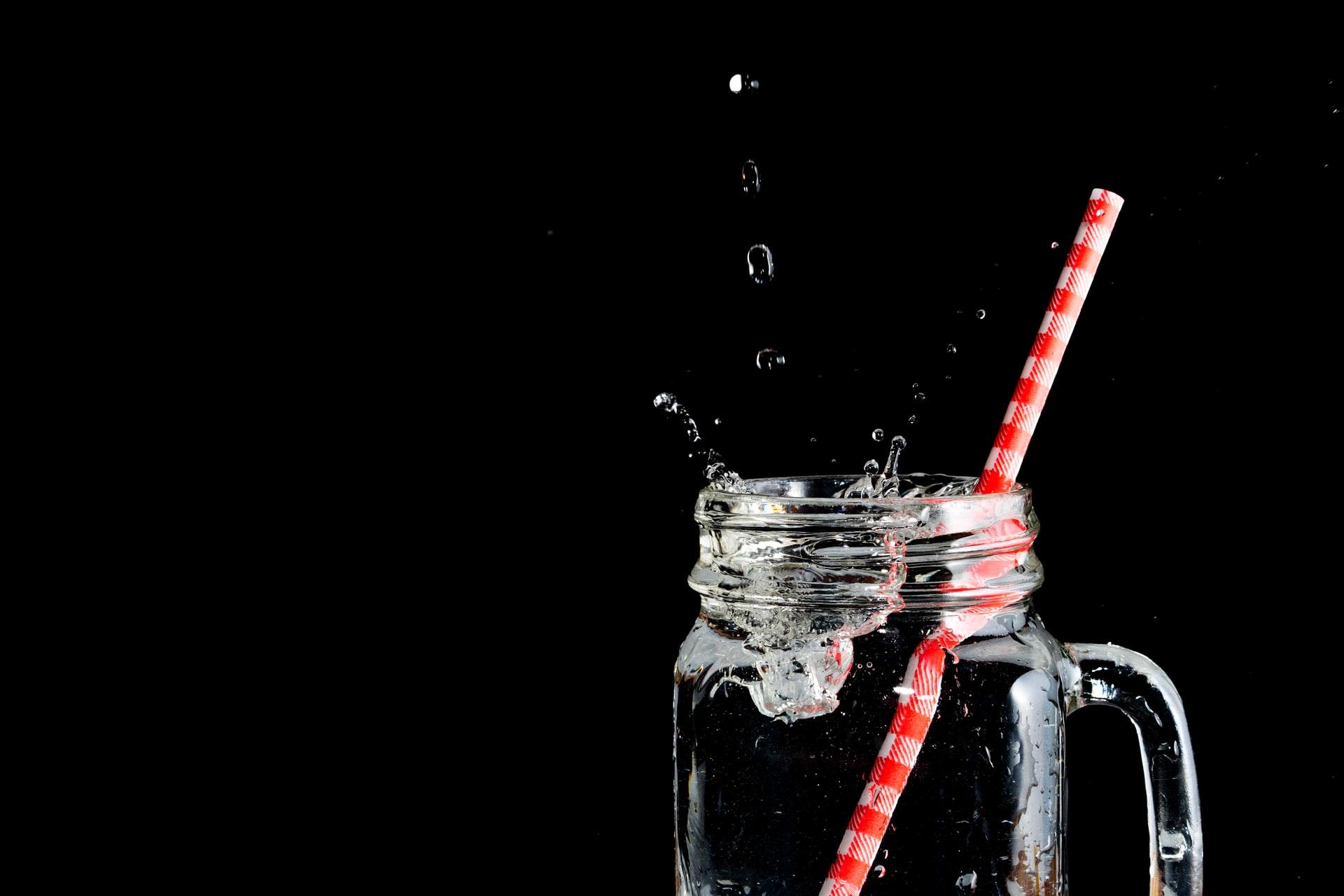 agua Bitcoin Unsplash