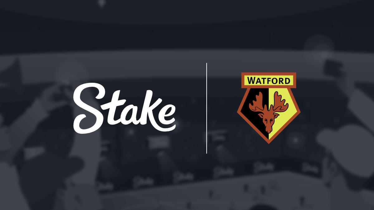 Watford FC y Stake.com anuncian una nueva asociación principal de múltiples años