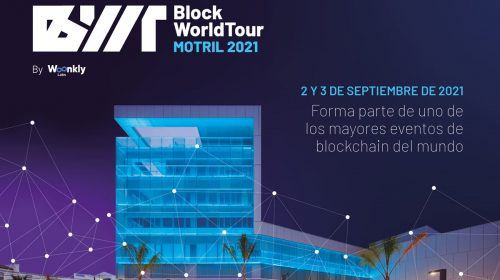 Block World Tour celebrará su 7º Summit Blockchain en Motril