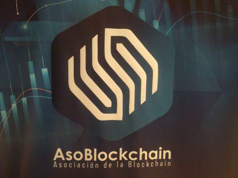 AsoBlockchain Imagen poster evento