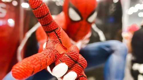 SpiderMan Unsplash-min