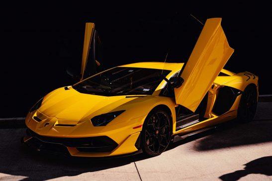 Lamborghini NFT