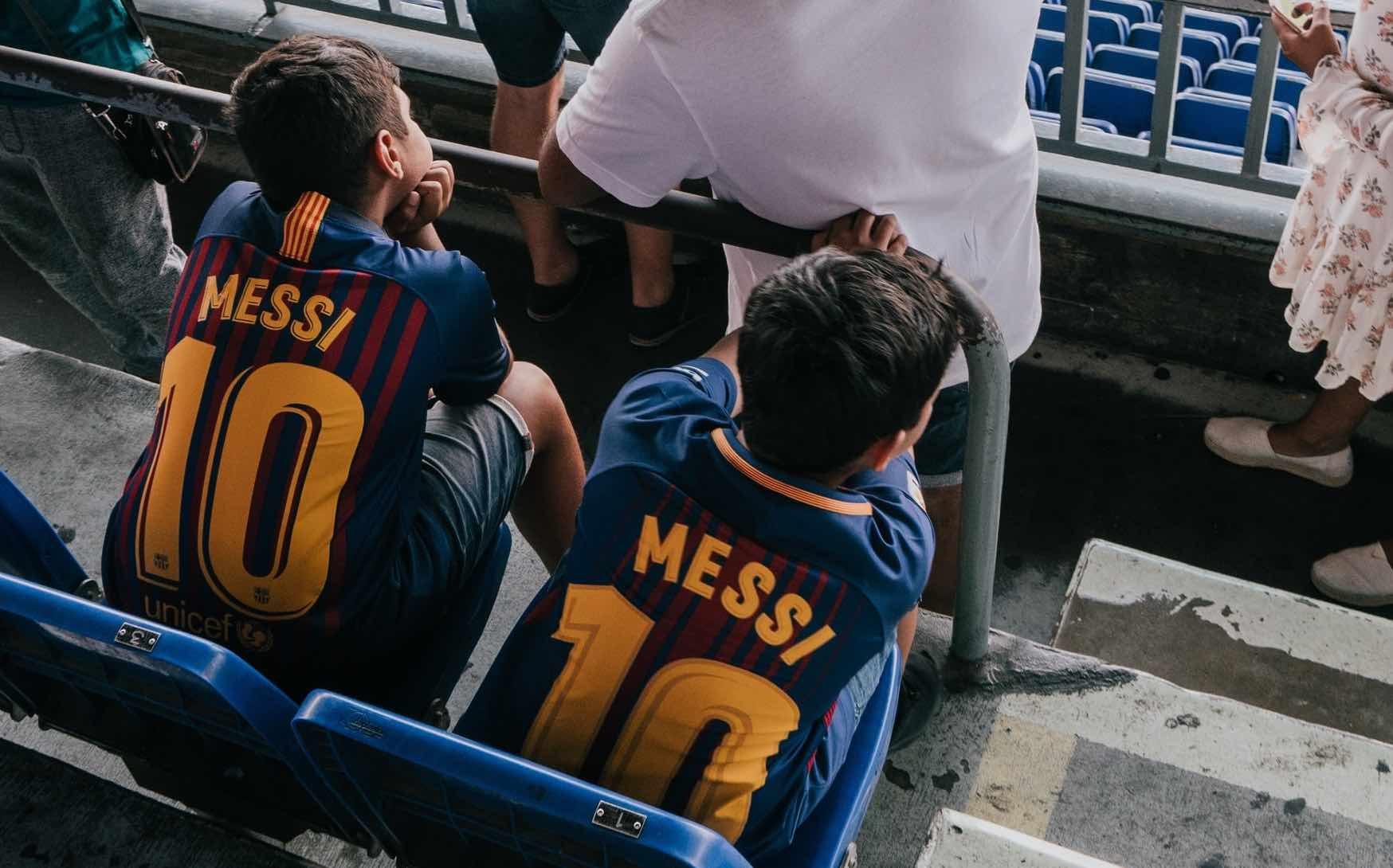 Messi criptomonedas