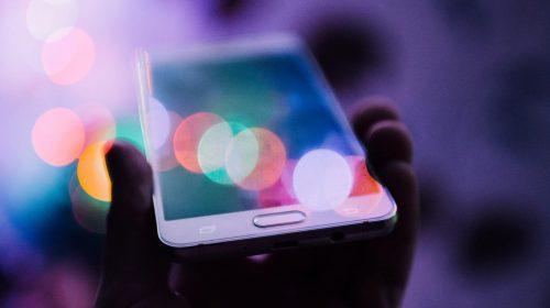 app celular NFT Unsplash