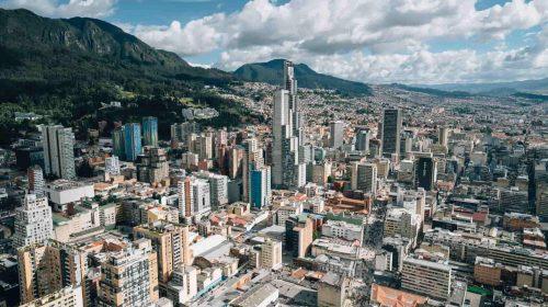 Colombia Bogotá Unsplash